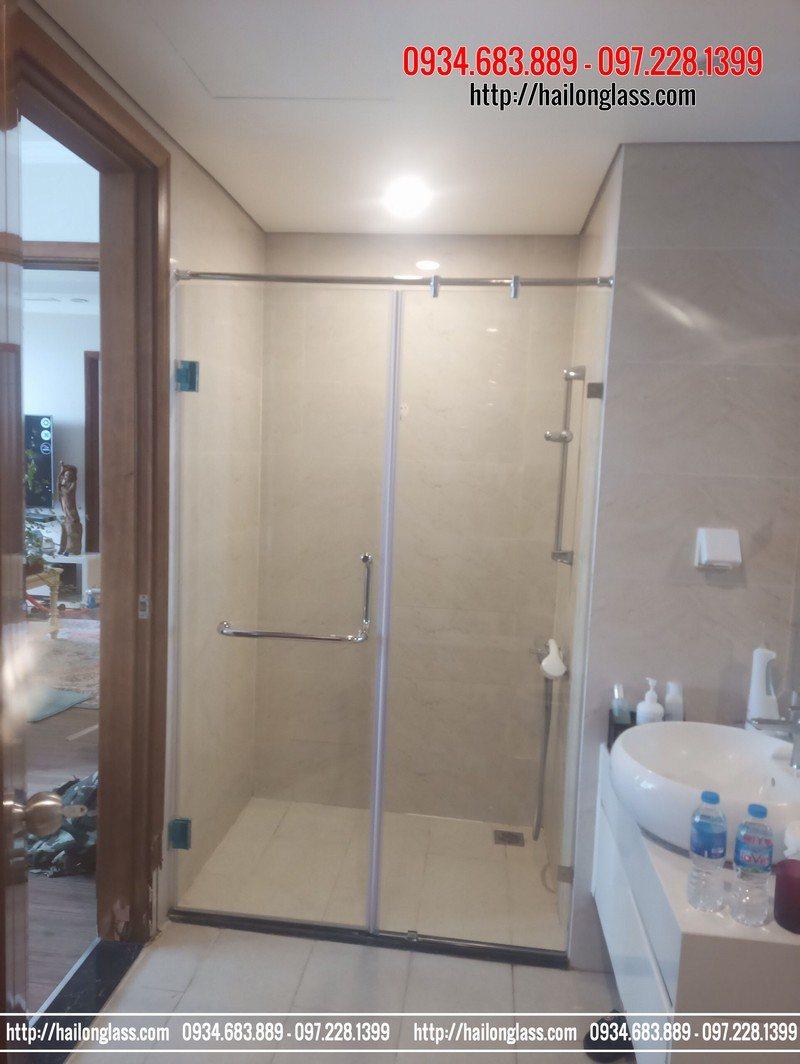 Kính Phòng Tắm 90 độ phụ kiện VVP 304