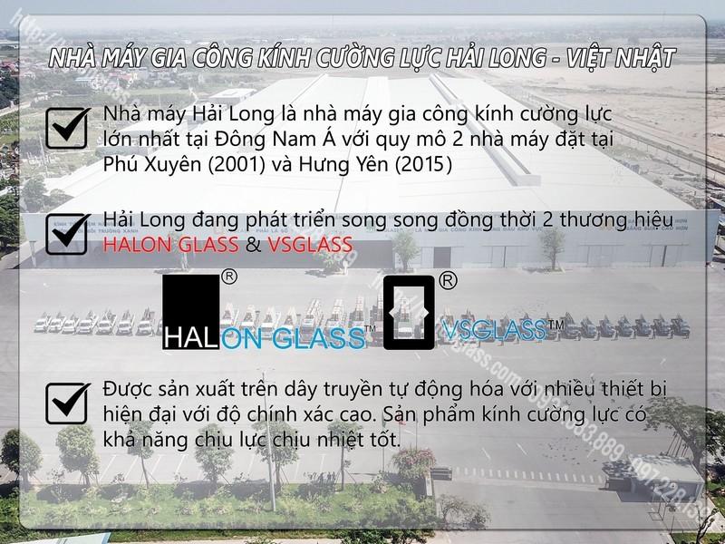 Giới thiệu thương hiệu kính cường lực Hải Long Việt Nhật