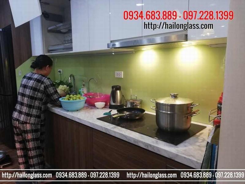 Báo Giá Trọn Gói Kính Màu Ốp Bếp tại Nghĩa Tân, Cầu Giấy, Hà Nội