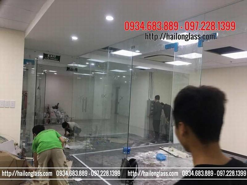 Báo giá cửa kính cường lực tốt nhất tại Hà Nội